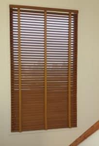 persianas de madera flexalum