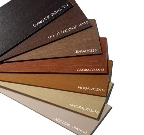 laminas de madera clasica